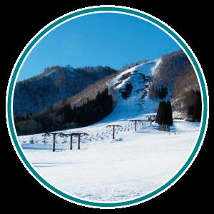 飛騨流葉スキー場にて飛騨校開催